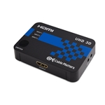 Cable Matters 3 Port 4K HDMI Switch 4K Resolution Ready
