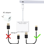 Cable Matters 2-Pack USB-C Cable (USB A to USB C Cable/USB C to USB Cable) 1 Foot for Samsung Galaxy S9/S8/Note 8, LG G6/V30, Nintendo Switch, Google Pixel/Nexus 5X/6P and More