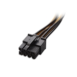 Cable Matters (2-Pack) 8-Pin PCIe to Molex (2X) Power Cable