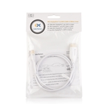 Cable Matters Mini DisplayPort to HDTV Cable - Thunderbolt | Thunderbolt 2 Port Compatible
