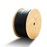 Cable Matters UV-Resistant PE 23 AWG Solid Bare Copper Outdoor Bulk Cable (UTP Cat6 Cable) - 1000 Feet