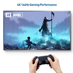 Cable Matters 8K DisplayPort to DisplayPort Cable (DisplayPort 1.4 Cable) with 8K 60Hz Video Resolution & HDR Support